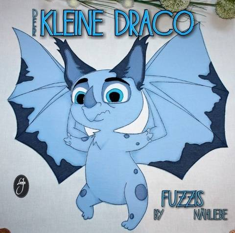 """Applikationsvorlage """"Der Kleine Draco """""""