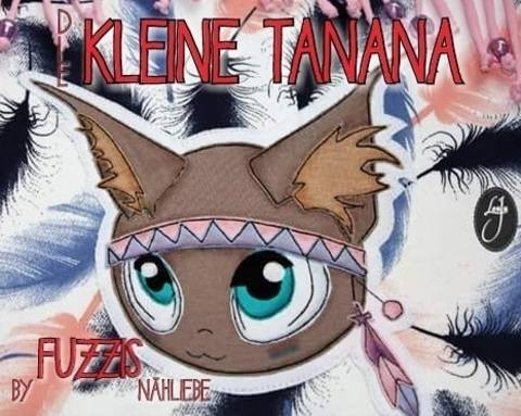 "Applikationsvorlage "" Kleine Tanana """