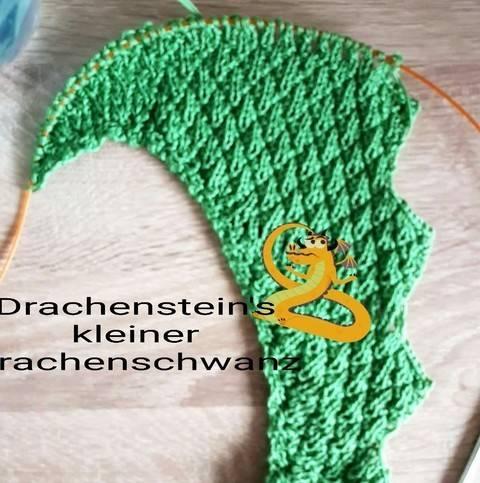 Drachenstein´s kleiner Drachenschwanz bei Makerist