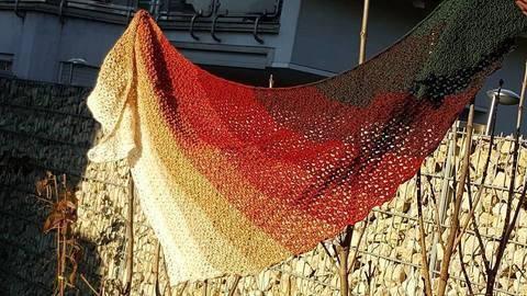 Drachenstein Tuch Weihnachtsmarkt bei Makerist