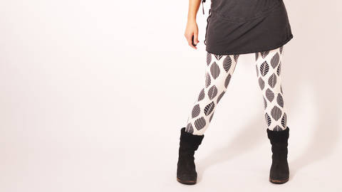 eBOOK #52 Leggings BeinPunkt bei Makerist