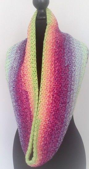 "Crochet Pattern Loop ""Stars"" at Makerist - Image 1"