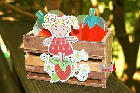 Digi-Stamp Miss Berry