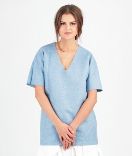 Patron gratuit shirt Kim, avec instruction en Anglais et Allemand chez Makerist - Image 1