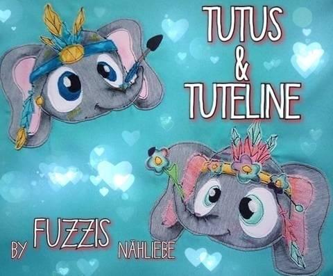 "Applikationsvorlage ""Tutus & Tuteline"""