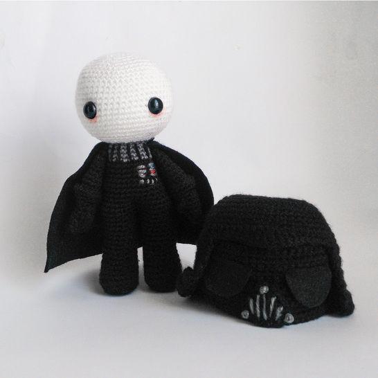 Dark Vador avec casque amovible chez Makerist - Image 1