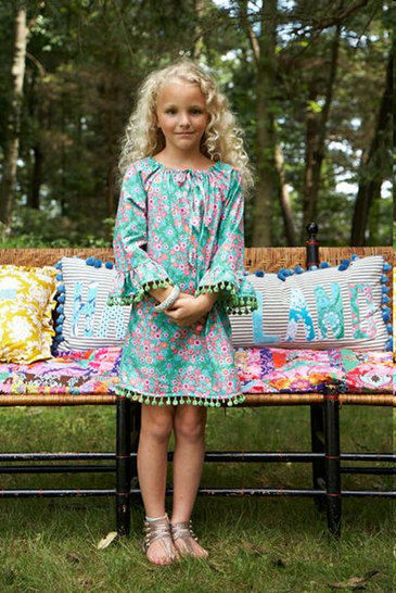 Sis Boom Pattern Co Leighanna Dress/Top for Girls at Makerist - Image 1