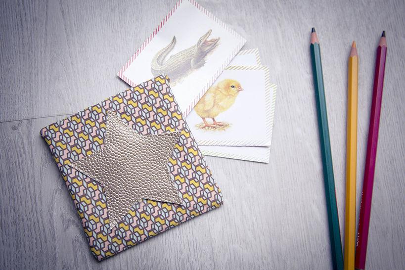 La pochette spéciale bons points de l'écolier chez Makerist - Image 1