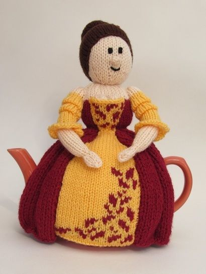 Crinoline Lady Tea Cosy at Makerist - Image 1