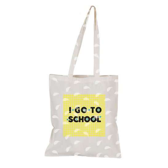 I go to school - Fichier de découpe Plotter chez Makerist - Image 1