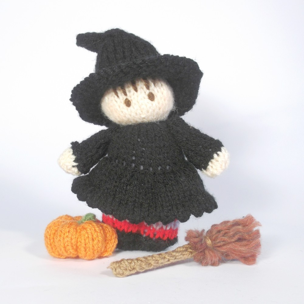 Halloween Witch BitsyBaby