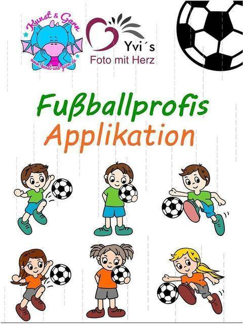 Applikation Fußballprofis bei Makerist