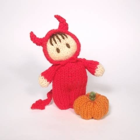 Little Devil Bitsy Baby at Makerist