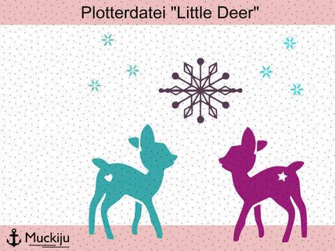 """Plottdatei """"Little Deer"""""""