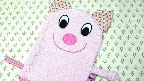 E-Book Waschlappen Schwein gewerbliche Nutzung bei Makerist