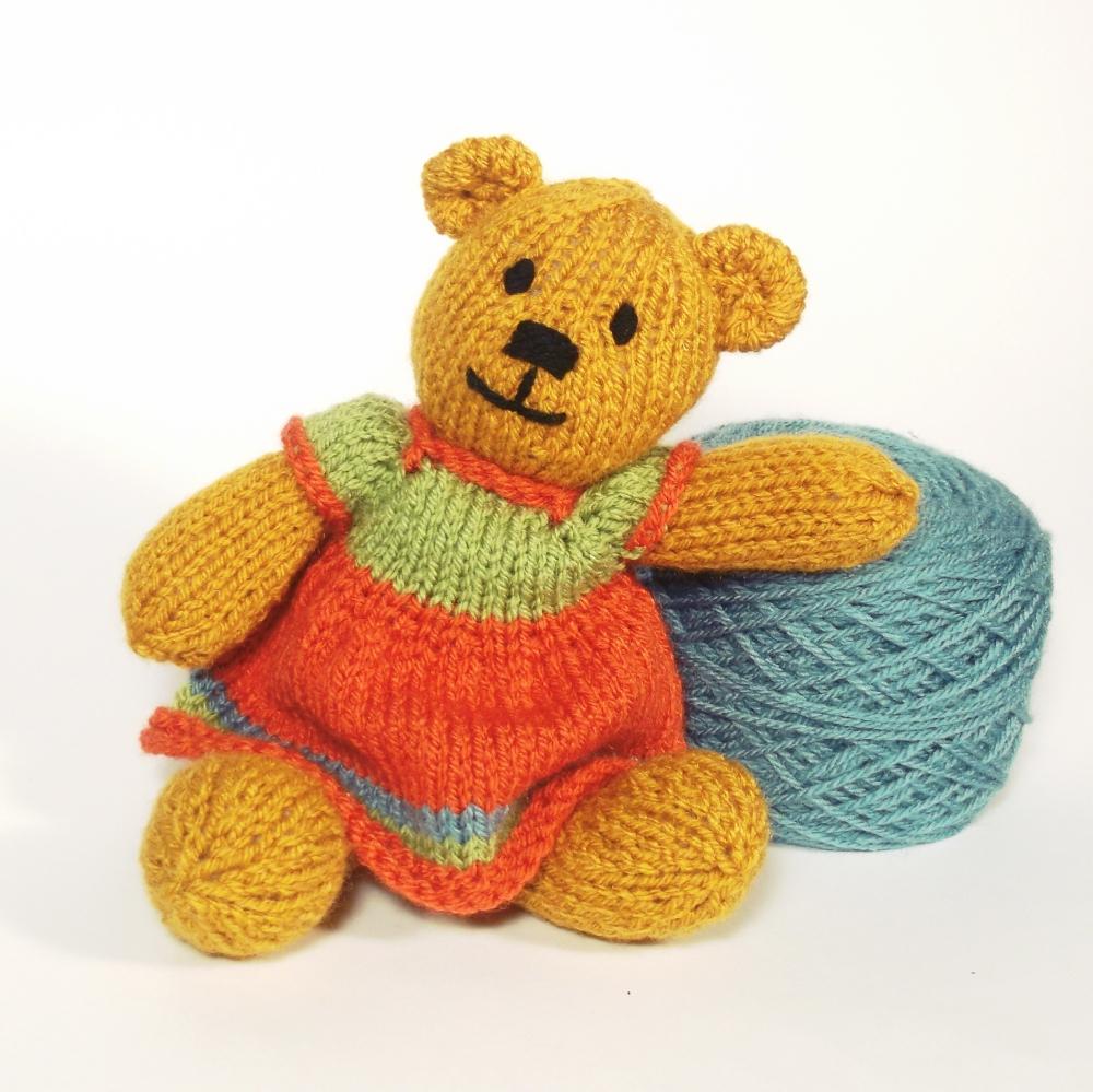 Bitsy Teddy Girl