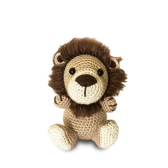 Trub le lion - tutoriel de crochet chez Makerist - Image 1