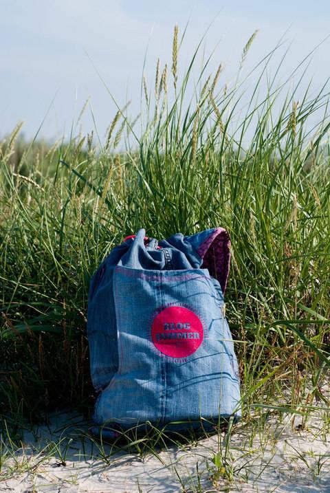 Beach Bag ~ groß