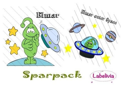 Digi-Stamp Elmar Sparpack