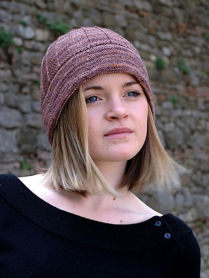 Corbelle bucket hat - knitting pattern at Makerist - Image 1