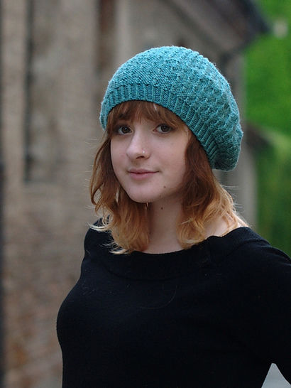 Annular beret - knitting pattern at Makerist - Image 1