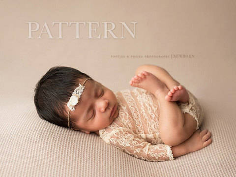 Newborn Romper - Photography Prop