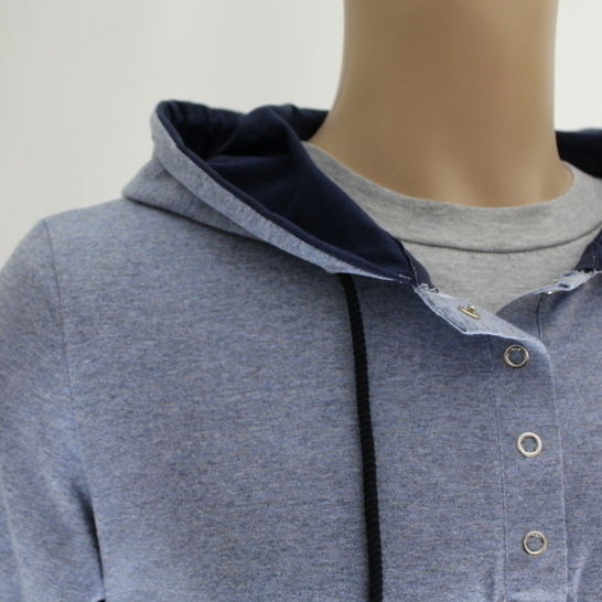 ✂ Schnittmuster Malte ✂ Langarmshirt für Männer bei Makerist - Bild 1
