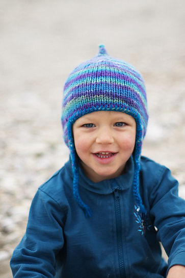 Bimple pixie hat - knitting pattern at Makerist - Image 1