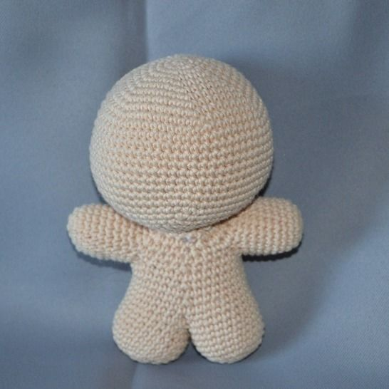 Base Personnage, amigurumi at Makerist - Image 1