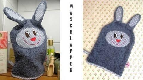 E-Book Waschlappen Hase gewerbliche Nutzung bei Makerist