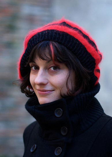 Anca's Beret - knitting pattern at Makerist - Image 1