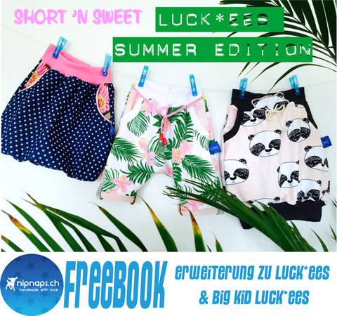 Luck*ees Summer Edition bei Makerist