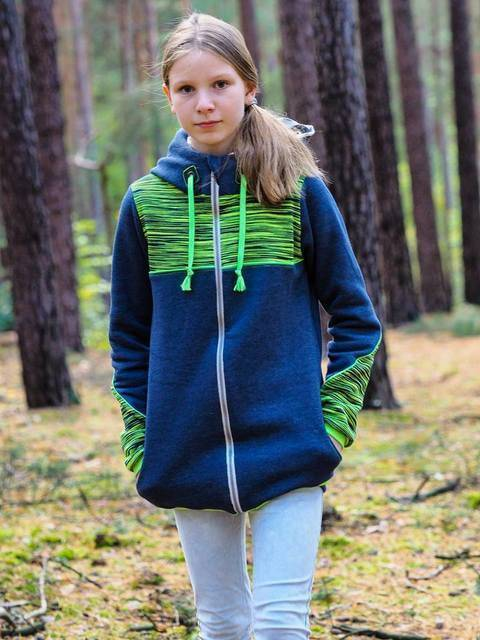 J-Sweat Maxi 116-176 bei Makerist