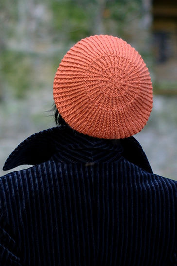 Concentricity beret - knitting pattern at Makerist - Image 1