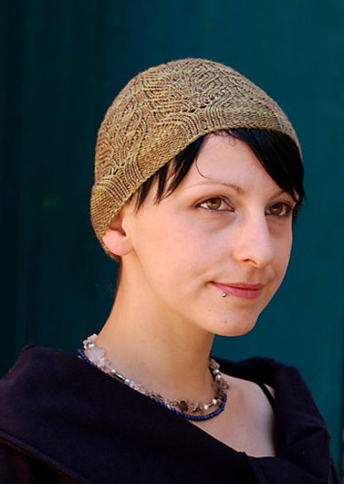 Forestry beanie - knitting pattern at Makerist - Image 1