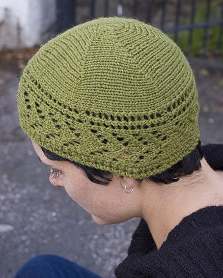 Dryad beanie - knitting pattern at Makerist - Image 1