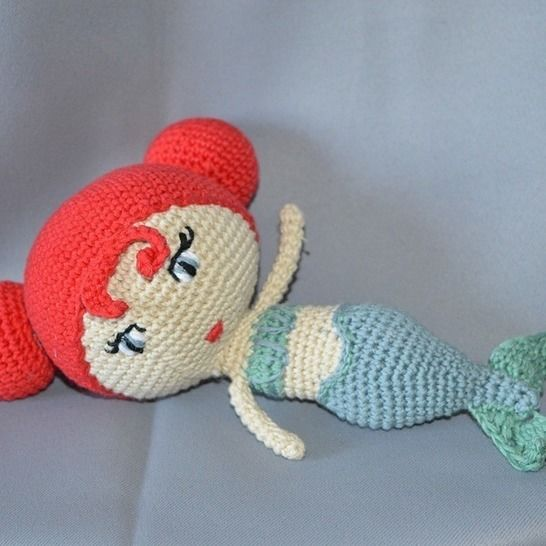 Mermaid Melody, Doll Pattern, amigurumi at Makerist - Image 1