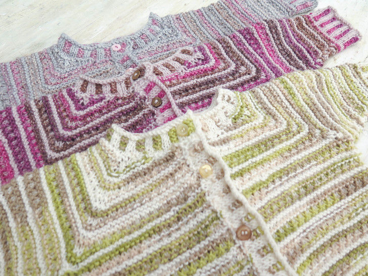 ' Gently Does It' Cardigan at Makerist - Image 1