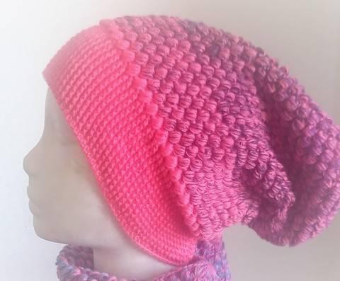 "Crochet Pattern Long Beanie ""Bee"" at Makerist"