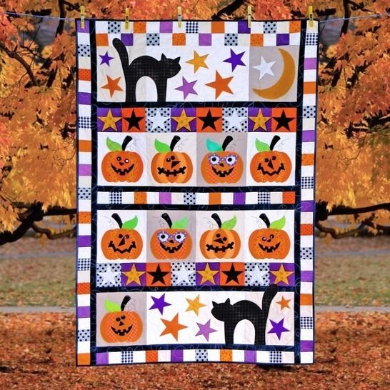 Sleepy Hollow - Quilt Pattern at Makerist - Image 1
