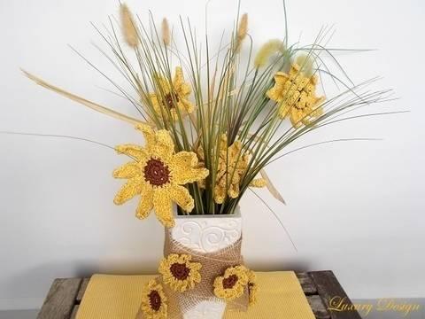 Sonnenblumen Sommertraum Design No.5