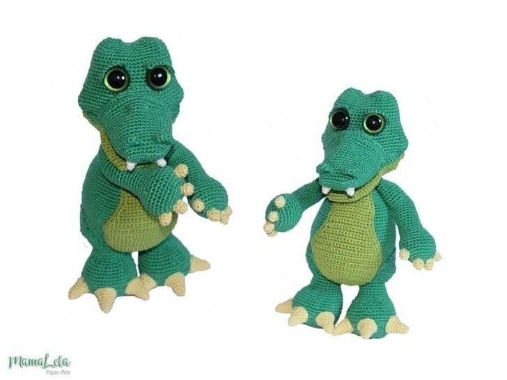 Amigurumi crochet crocodile alligator pattern   Etsy   546x728