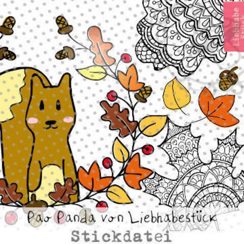 Kiki im Herbst