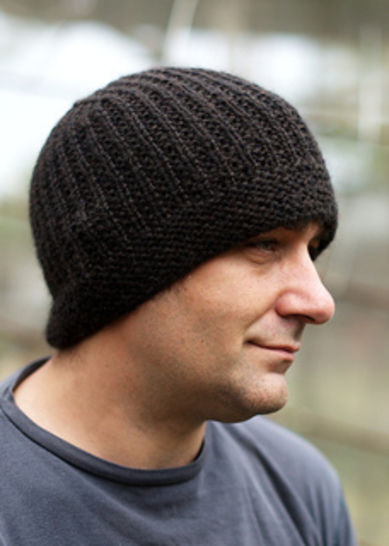 Geko beanie - knitting pattern at Makerist - Image 1
