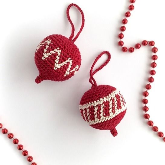 Hanging Ornament Crochet Pattern at Makerist - Image 1