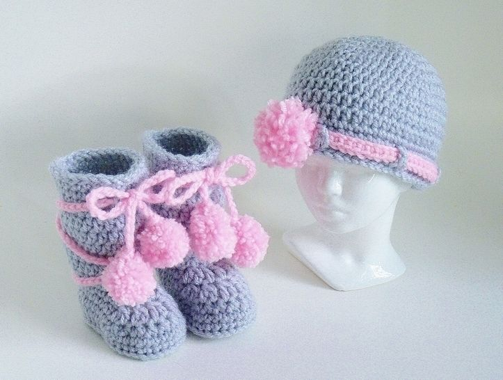 Baby Hat and High Boots  at Makerist - Image 1