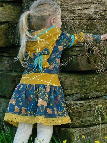 Kleid Rockili Gr. 74-134 bei Makerist - Bild 1