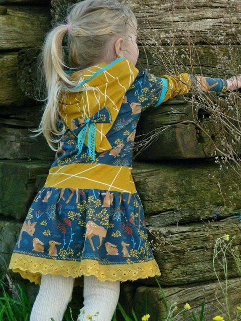 Kleid Rockili Gr. 74-134 bei Makerist