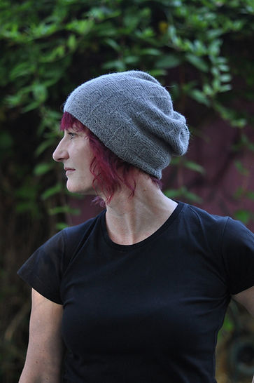 Runway beanie - knitting pattern at Makerist - Image 1
