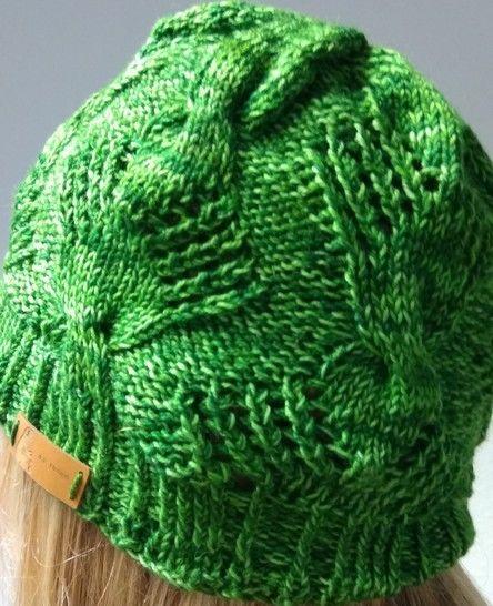 Strick-Mütze Dublin, Damenmütze, Chart, ausführlich bei Makerist - Bild 1